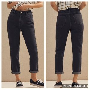 Pacsun Black Mom Jeans